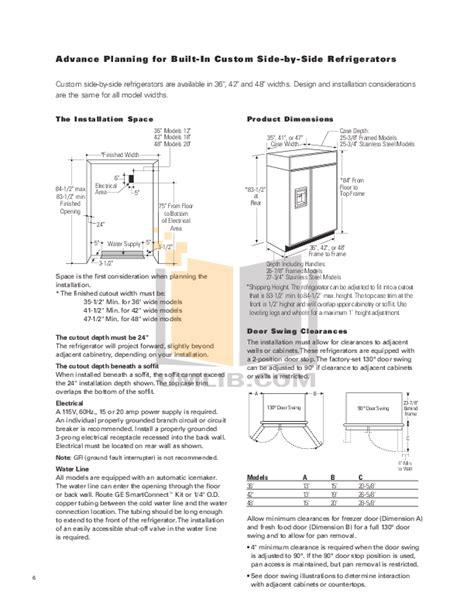 manual  ge dishwasher monogram zbdgss