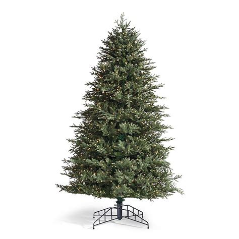 artificial christmas tree frontgate
