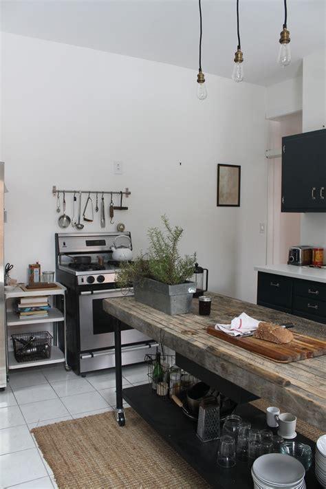 cuisine island industrial style kitchen dgmagnets com