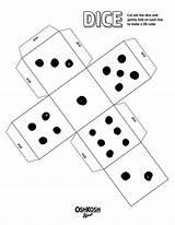 Dice Roll Printable Coloring Activities Gosh Oshkosh sketch template