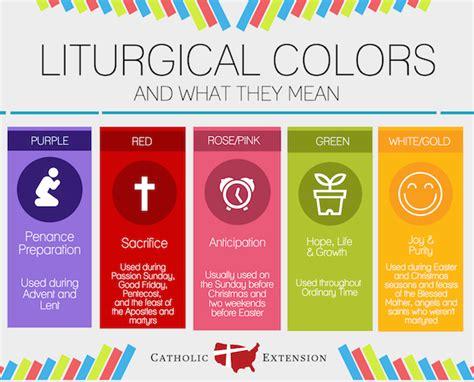 catholic liturgical colors c catholic liturgical year catholic extension