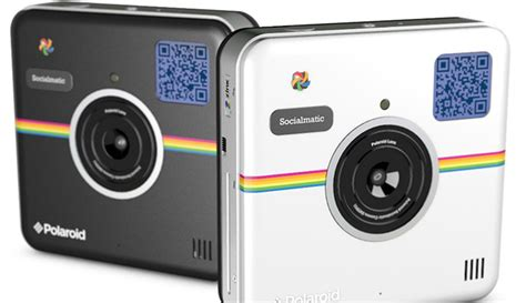 polaroids  instant print socialmatic camera  coming