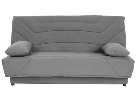 housse de canapé clic clac housse pour clic clac prima 130 cm prima coloris gris
