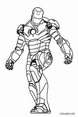 Iron Coloring Pages Ironman Printable Mark Cool2bkids Lego Getdrawings Drawing Template sketch template