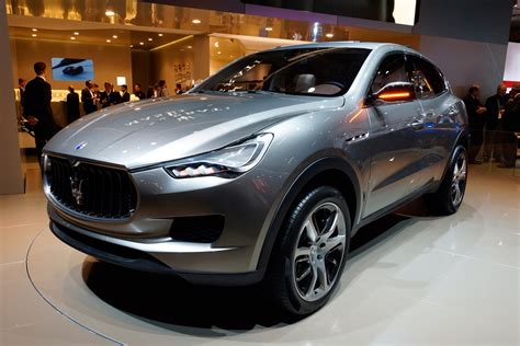 maserati levante maserati levante likely to cost around 55 000 auto express