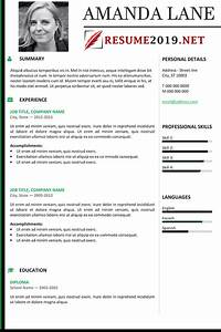 formatted resume latest resume format 2019 best resume 2019
