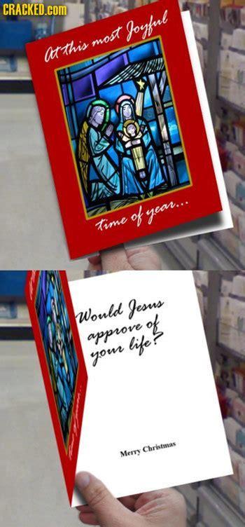 cards    jump start  ruining christmas