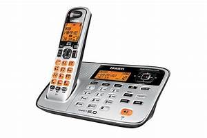 Dect 6 0 Cordless Phone With Digital Answering System W   1