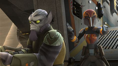 Star Wars Rebels Returns...with Princess Leia