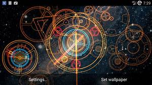 Clock Studio Live Wallpaper+ - Android Apps on Google Play