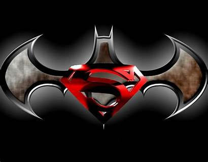 Superman Batman Wallpapers Dark Dc Comics Superhero