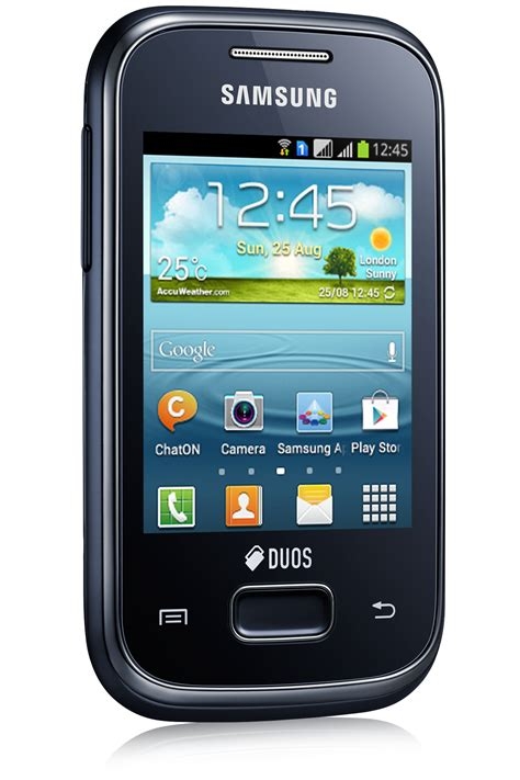 samsung galaxy and galaxy y plus released speccification price