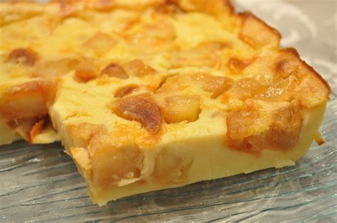 far aux pommes caram 233 lis 233 es cuisine avec du chocolat ou thermomix mais pas que