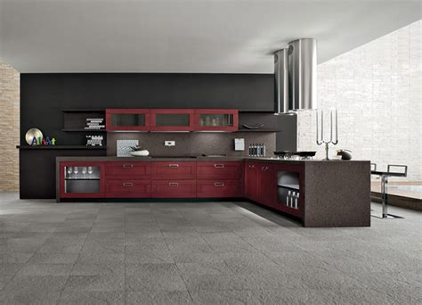 cuisine brun la couleur marsala dans la cuisine inspiration cuisine