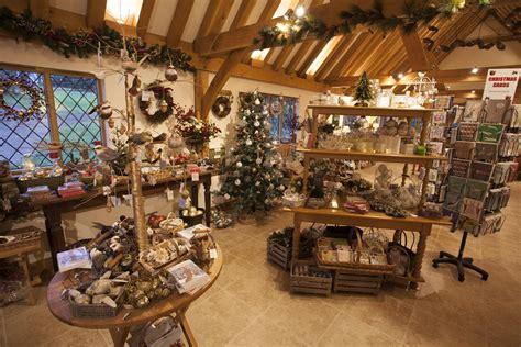 Christmas Shop - Pashley Manor Gardens