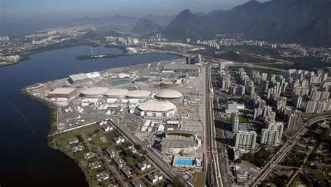 rio  olympic athletes village idesignarch