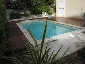 Entretien D Une Piscine : am nager une terrasse en bois autour d 39 une piscine ~ Zukunftsfamilie.com Idées de Décoration