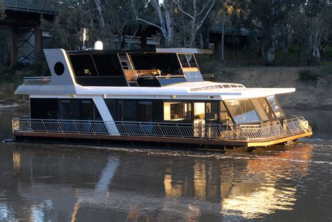 Echuca Houseboats by Murray River Houseboats The Ultimate Houseboats In