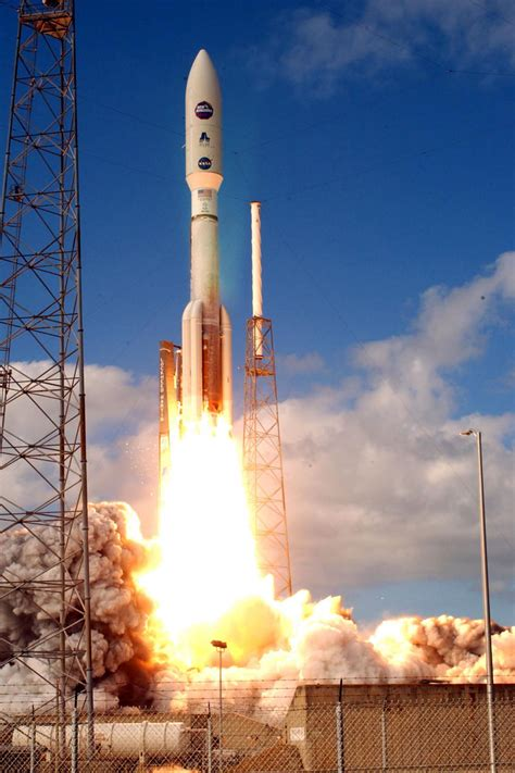 Rocket journeys to edge of solar system > U.S. Air Force ...
