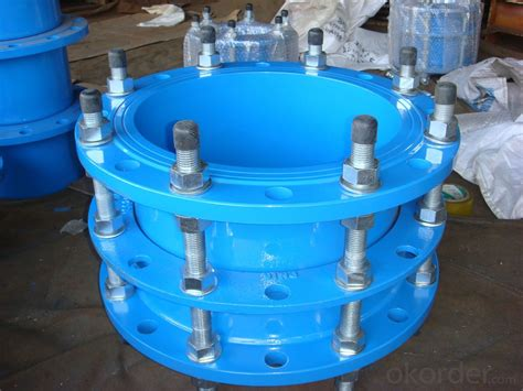 ductile iron pipe fitting dci flexible  dismountling joint real time quotes  sale prices