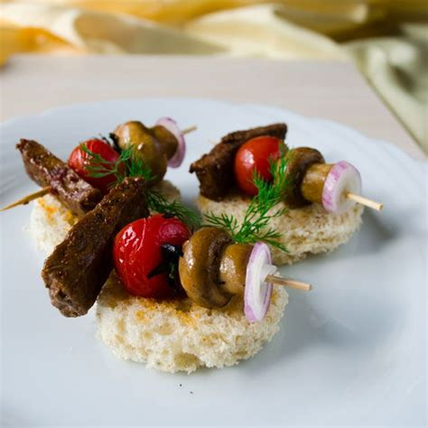 beef canapes recipes beef tenderloin canapes recipe cherries we and beef