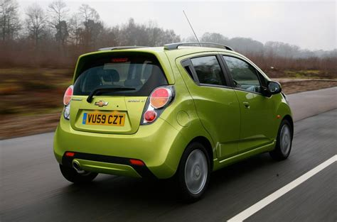 2015 Chevrolet Spark Gas Mileage Mpg And Fuel Economy