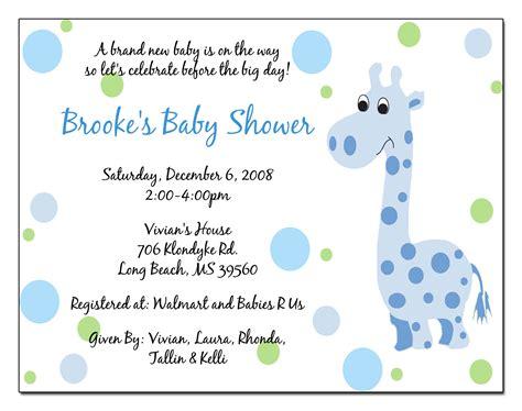 Baby Shower Wording Ideas For A Boy - baby boy shower invitations wording ideas omega center