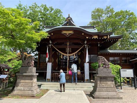八幡 神社 行田