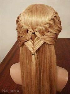 Peinados Bonitos En Forma De Corazn 7 Imgenes