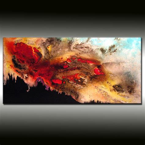 paintings for sale original landscape abstract painting modern abstract contemporary sunset
