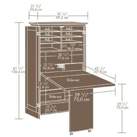 craft cabinet with drop table craft sewing machine cabinet storage armoire