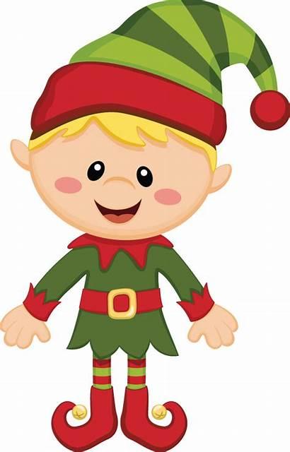 Elf Christmas Santa Transparent Claus Duende Freepngimg