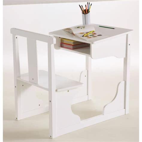 petit bureau fille bureau fille blanc visuel 3
