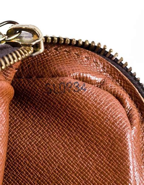 louis vuitton vintage monogram marly bandouliere crossbody bag  stdibs