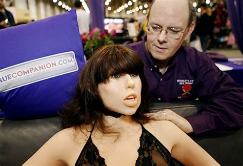 World S First Sex Robot Unveiled At Adult Entertainment Expo Robot Focuses On Appealing To The