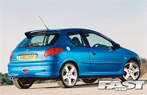 Peugeot 206 GTi 180 Buying Guide | Fast Car