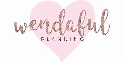 Stickers Planner Transparent Planning Printable Wendaful Personal
