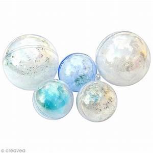 Boule De Noel A Fabriquer : diy no l fabriquer des boules d coratives id es ~ Nature-et-papiers.com Idées de Décoration