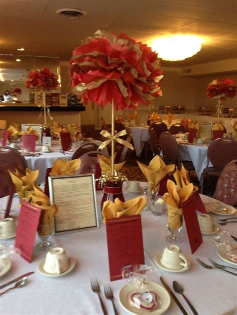 ruby anniversary wedding party ideas photo