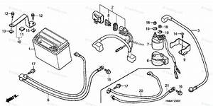 Honda Atv 2006 Oem Parts Diagram For Battery