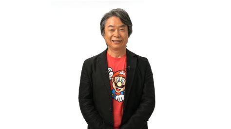 Shigeru Miyamoto Shares A Special Message At The Nintendo ...