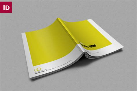 indesign portfolio template indesign brochure portfolio brochure templates on creative market
