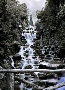 Viktoriapark Berlin Waterfall