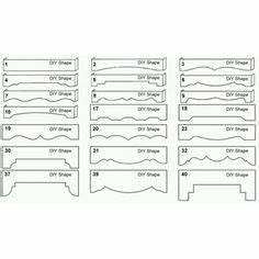 Gesims Für Vorhänge : valance types home pinterest gardinen vorh nge und ~ Michelbontemps.com Haus und Dekorationen