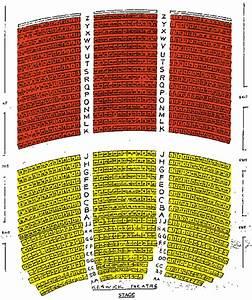 Orpheum Theater Minneapolis Seating Chart