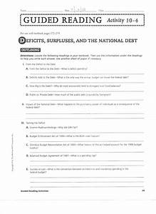 Economics Guided Reading Answers