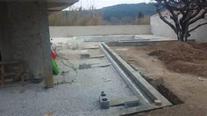 Joint Dilatation Dalle : dilatation d 39 une dalle b ton ext rieur entre 2 murs 10 ~ Melissatoandfro.com Idées de Décoration