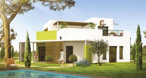 Modele Maison Moderne by 4 Raisons D Acheter Une Maison Personnalisable