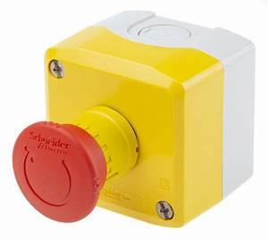 Bouton Arret D Urgence : xalk178g bouton d 39 arr t d 39 urgence diam tre 40mm rouge ~ Nature-et-papiers.com Idées de Décoration