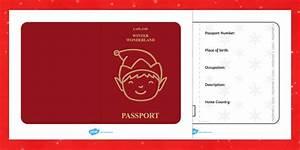 elf, passport, writing, frame, , teacher, made